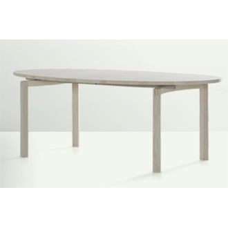 Strand + Hvass SH750 Straight Curve Table