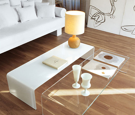 Studio Sovet Bridge Table