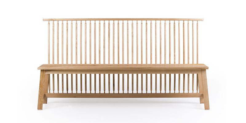 studioilse Bench With Back