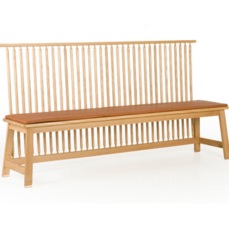 studioilse Bench With Back