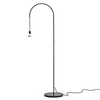 Supergrau Hangar Floor Lamp