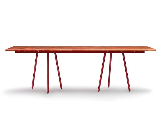 Supergrau Experiment Dining Table
