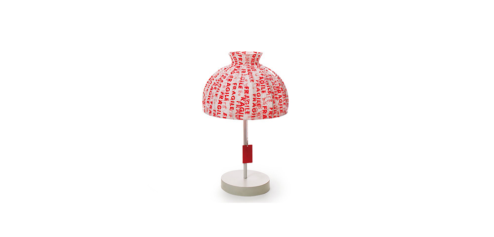 Sylvia Pichler Tape Table Lamp
