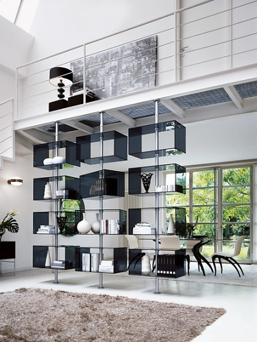 T. Colzani Domino Shelf