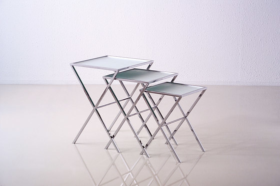 T. Colzani Lescano Tables Set