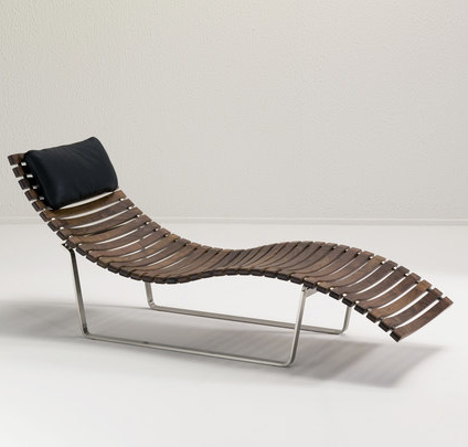 T. Colzani Nap Lounge Chair