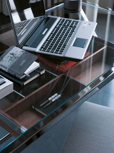T. Colzani Stylo Office Desk