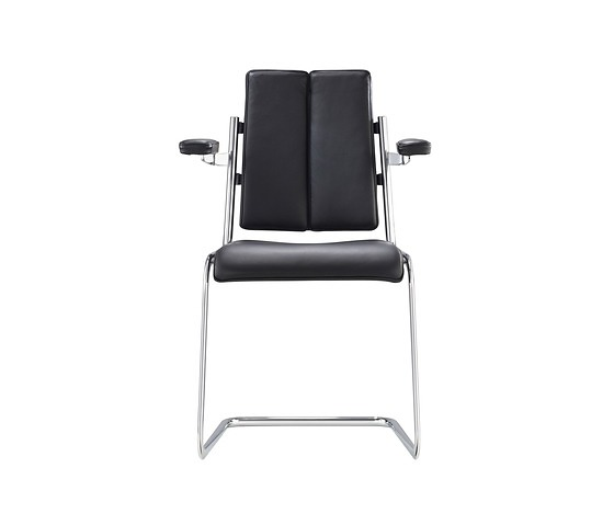 TECTA D10 Cantilever Chair With Armrests