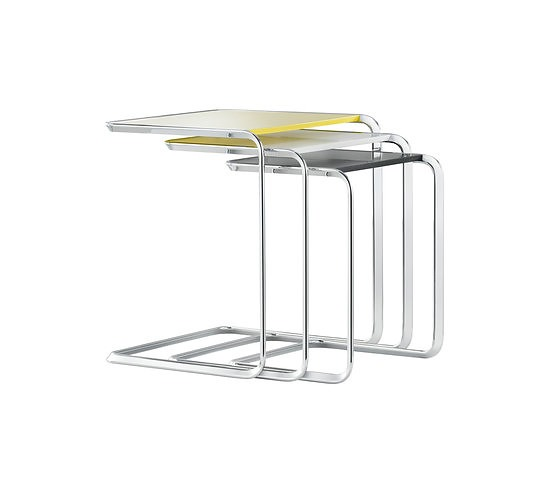 TECTA K3 Oblique Side Tables