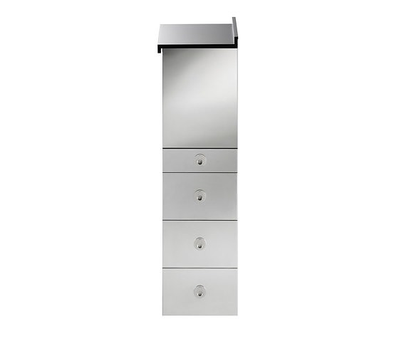 TECTA S55 Container Standing Desk Bar Cabinet