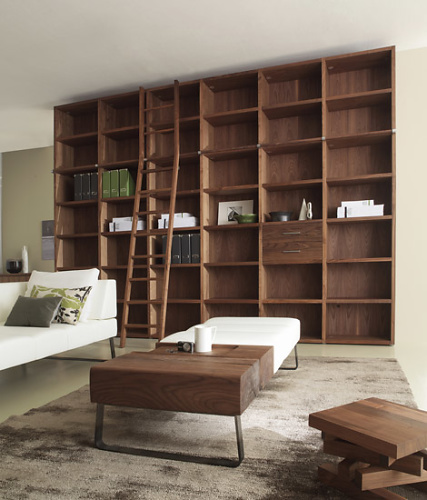 The Creative Group Wall Street Bookcase
