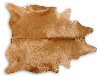 The Pure Team Natural Cowhides