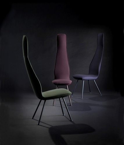 Thomas Bernstrand, Stefan Borselius and Johan Lindau Poppe Lounge Chair