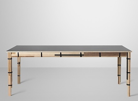 Thorne and Johnsson Keep Table