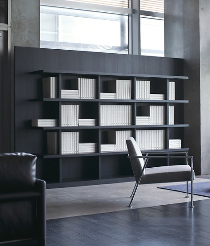 Time & Style Book Wall Shelf