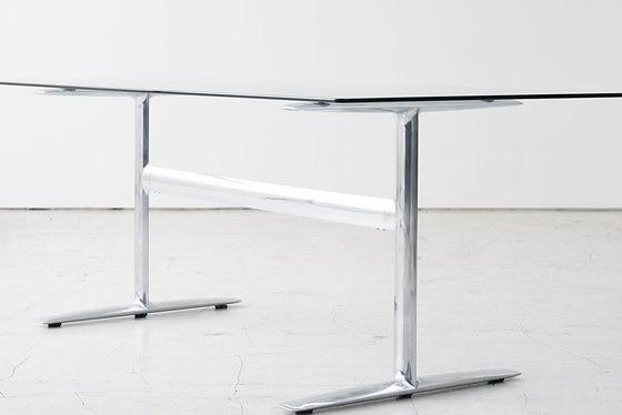 Time & Style Bridge Across Table
