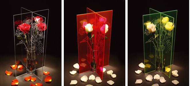 Tina Leung Ghost Vase