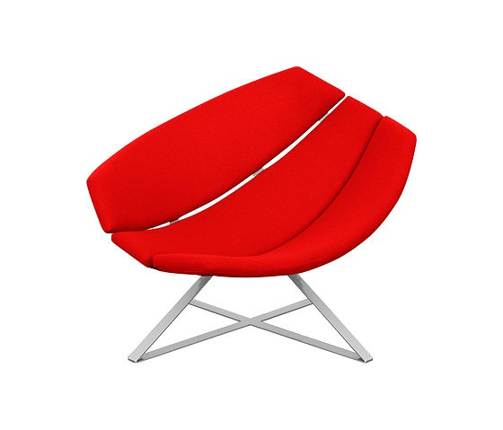 Toke Thye Olsson Radar Lounge Chair