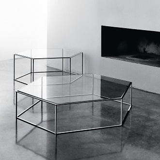Tokujin Yoshioka Hexagon Coffee Table
