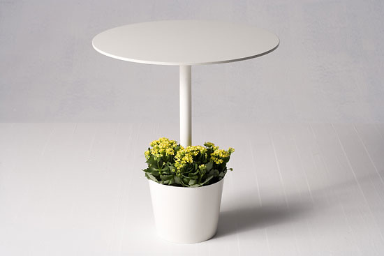 Little Garden Table By Tokujin Yoshioka For Moroso