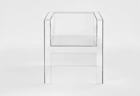 Tokujin Yoshioka The Invisibles Light Collection Armchair