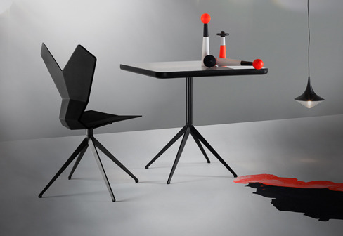 Amazing Tom Dixon Y Table