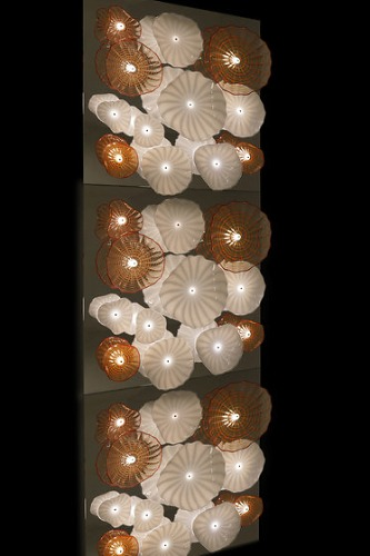 Tulczinsky Ninfee Lamp