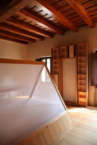 Ugo La Pietra Letto Mediterraneo Bed
