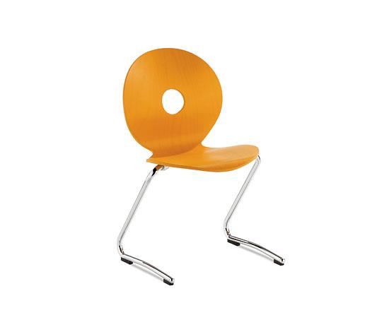 Verner Panton PantoSwing-2K Chair