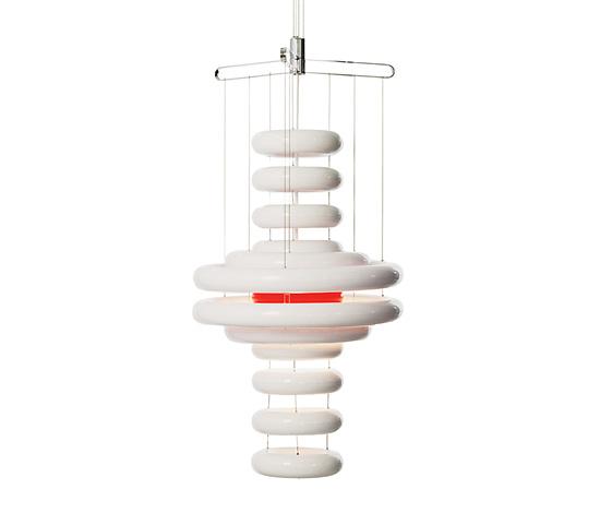 Verner Panton Ufo Lamp