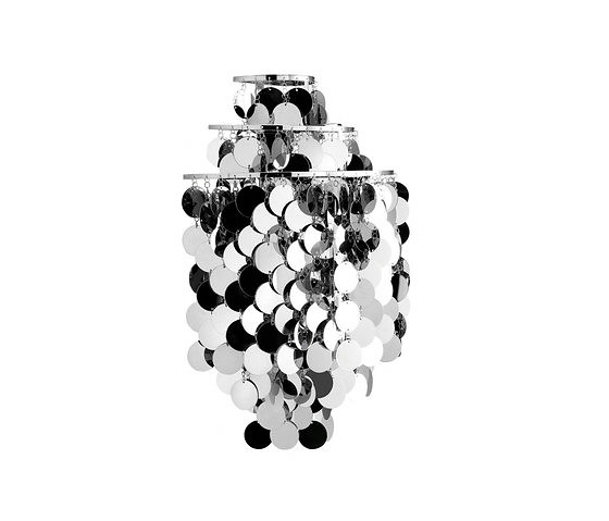 Verner Panton Fun Metal Lamp Collection