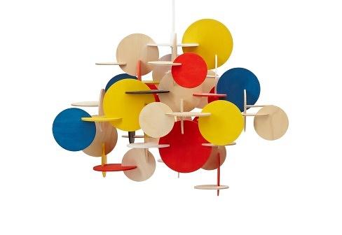 Vibeke Fonnesberg Schmidts Bau Lamp