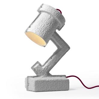 Victor Vetterlein Trash Me Lamp