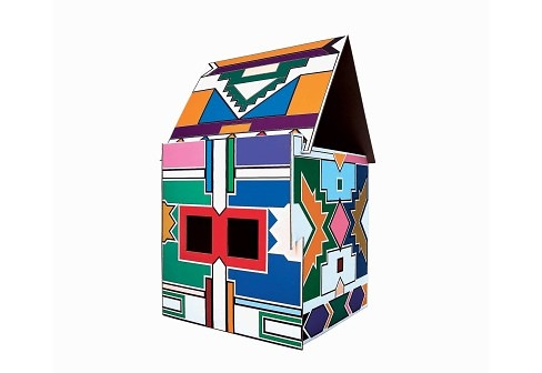 Vittorio Locatelli Ndebele Small House