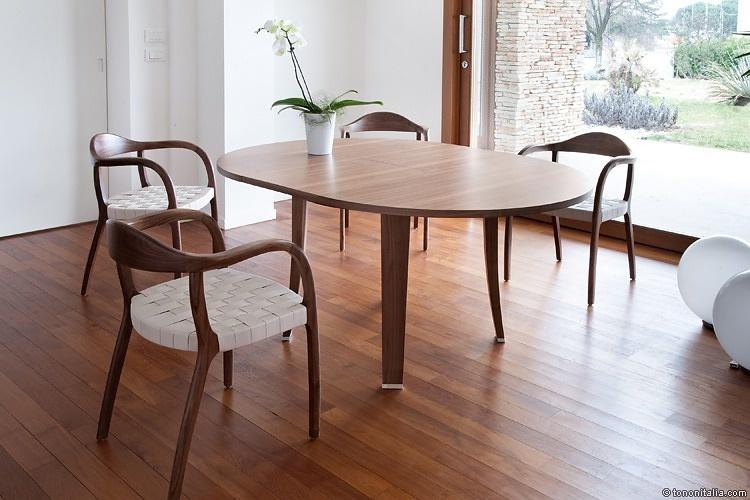 Wally Paal Circle Table
