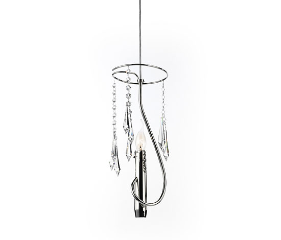 William Brand and Annet van Egmond Floating Candles Lamp Series
