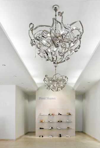 William Brand and Annet van Egmond Delphinium Lamp Series