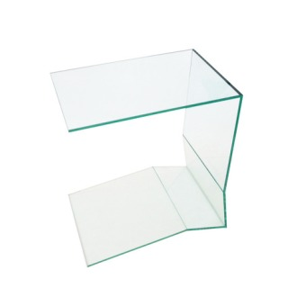 Xbritt Moebel C-glass Folded Table