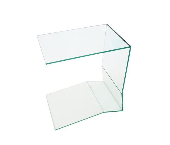 Xbritt Moebel C-glass Folded Table