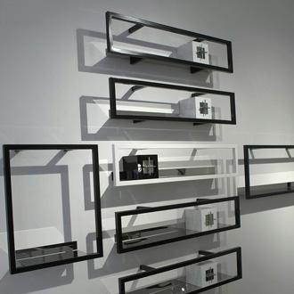 Yair Amishay Fenetre Sur Mur Shelf