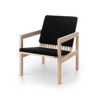 Yrjö Kukkapuro and Kari Virtanen Arkitecture YKA2 Lounge Chair