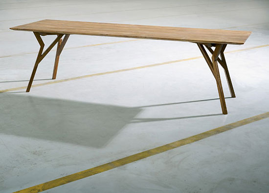 Yves Raschle and Thomas Wüthrich Tiga Table
