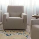 Alessandro Scandurra Clubina Home Armchair