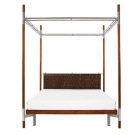 Antonia Astori Edward II Double Canopy Bed