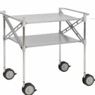 Antonio Citterio and Glen Oliver Löw Oxo Trolley