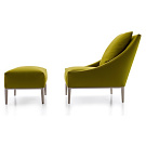 Antonio Citterio Jean Armchair