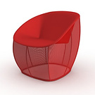 Benjamin Hubert Membrane Armchair