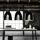 Cecilie Manz Caravaggio Lamp Collection