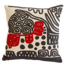 Charlene Mullen Ring A Roses Cushion