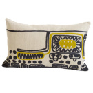 Charlene Mullen Walk The Line Cushion
